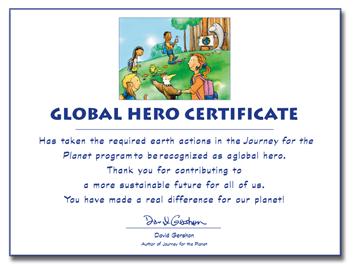 Global Hero Certif 350
